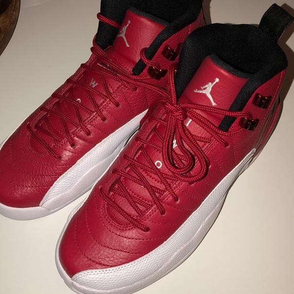 6cb93a90bb3b70 Air Jordan 12 Gym Red GS 6.5